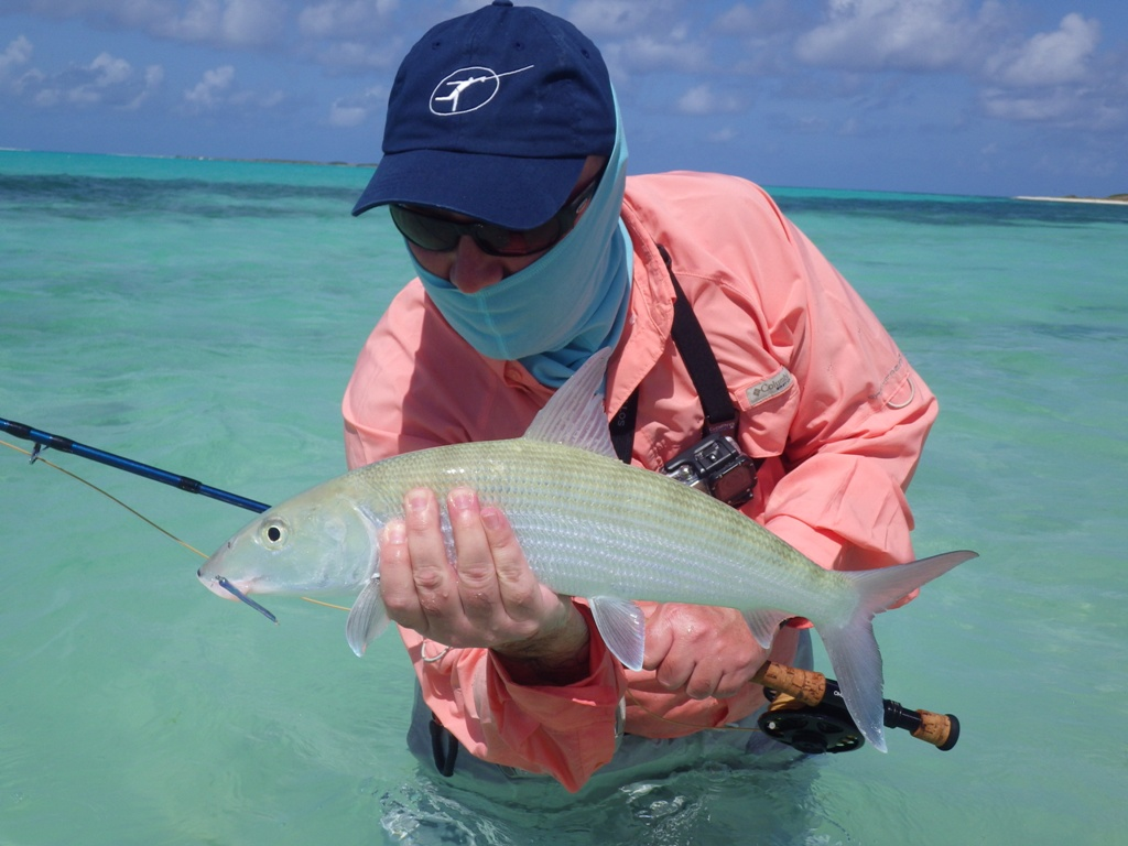 bonefish paradise echo fly fishing